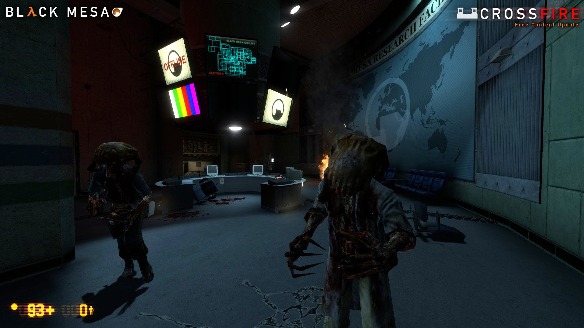 Black Mesa Awesome Remake of Half-Life to Launch on Linux as