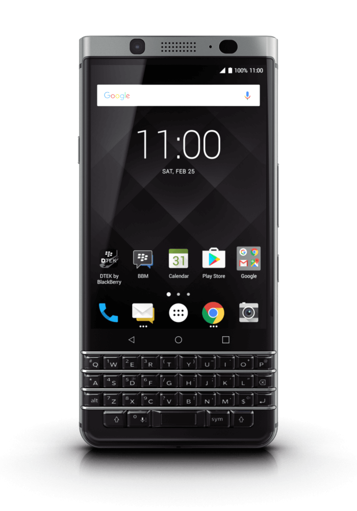 BlackBerry Delays KEYone Release Until This May, New Tablet in the Works