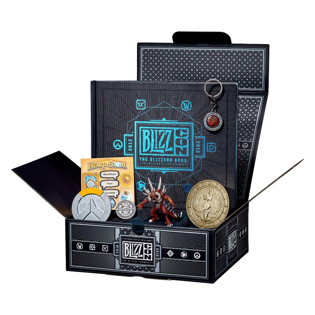 Blizzard gear tracking