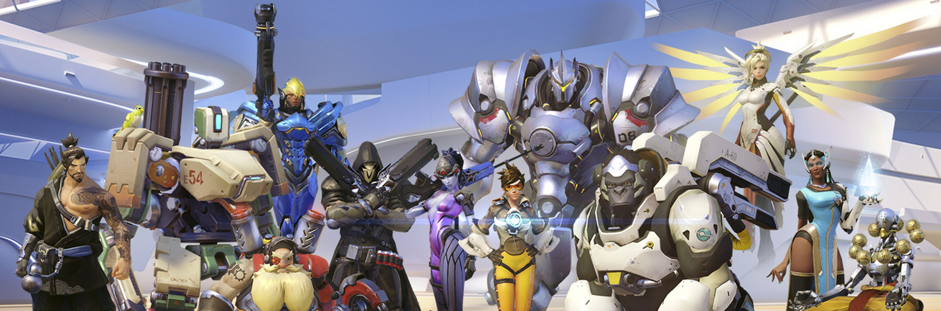 Blizzard Reveals Overwatch PC System Requirements, Closed
