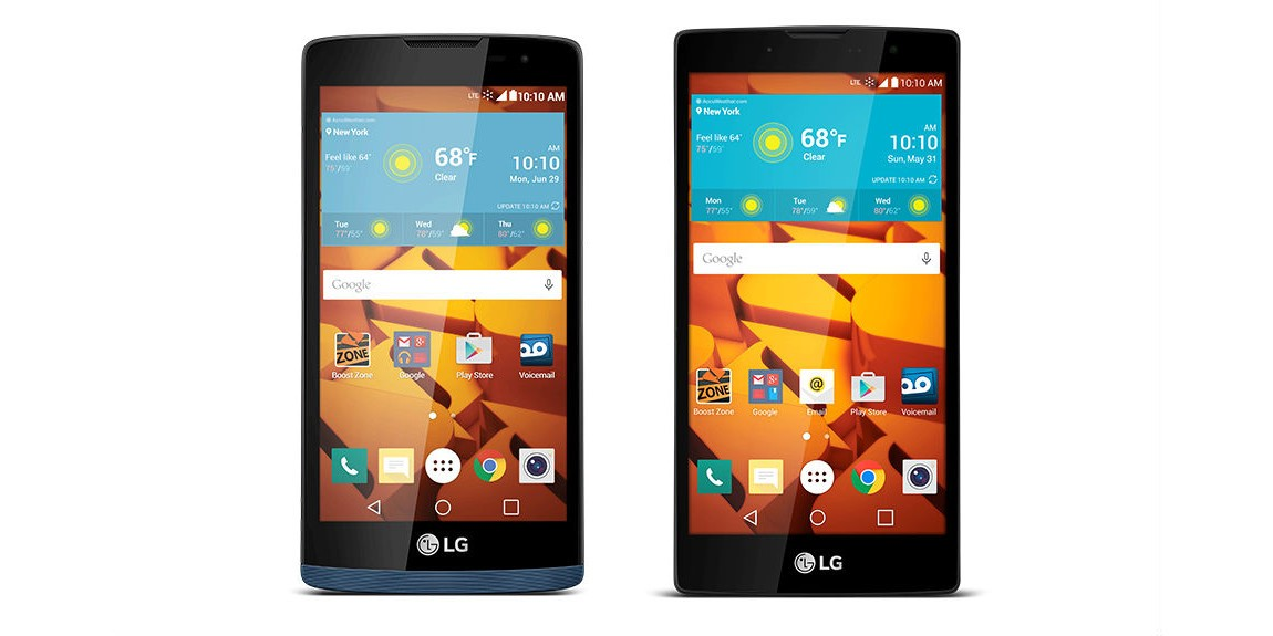 Boost Mobile Intros LG Tribute 2 and LG Volt 2 with LTE Support