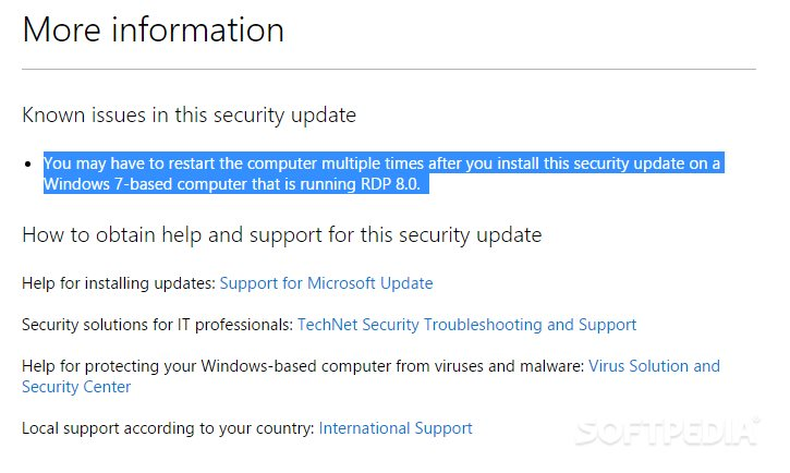 Botched Microsoft Update KB3126446 Now Causing Issues on
