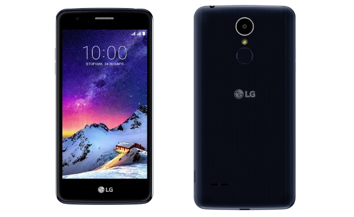 Budget-Friendly LG K7 and LG K8 (2017) Up for Pre-Order in
