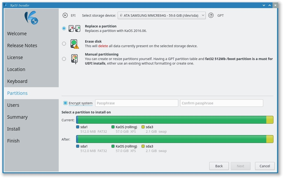 Calamares 2.4 Universal Linux Installer Gets Its First Point Release to Fix Bugs