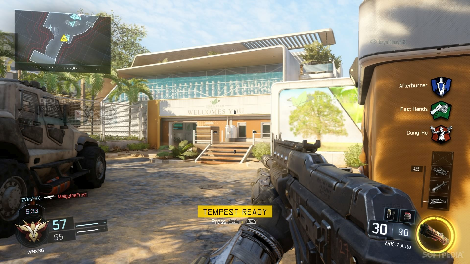 Call of Duty: Black Ops 3 Multiplayer Beta Impressions Call Of Duty Maps on