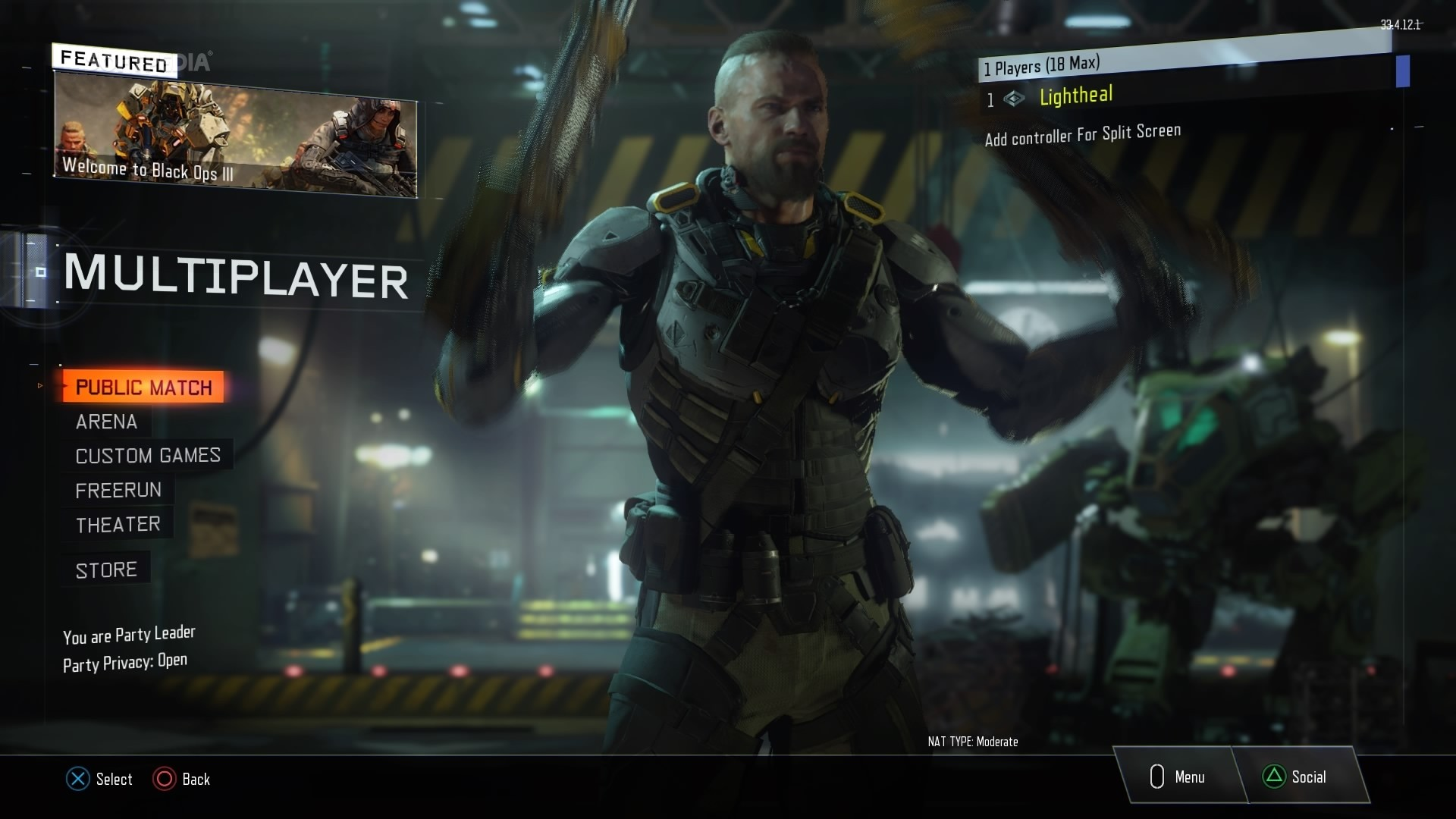 Call of Duty: Black Ops III Review (PS4) - Fun Now
