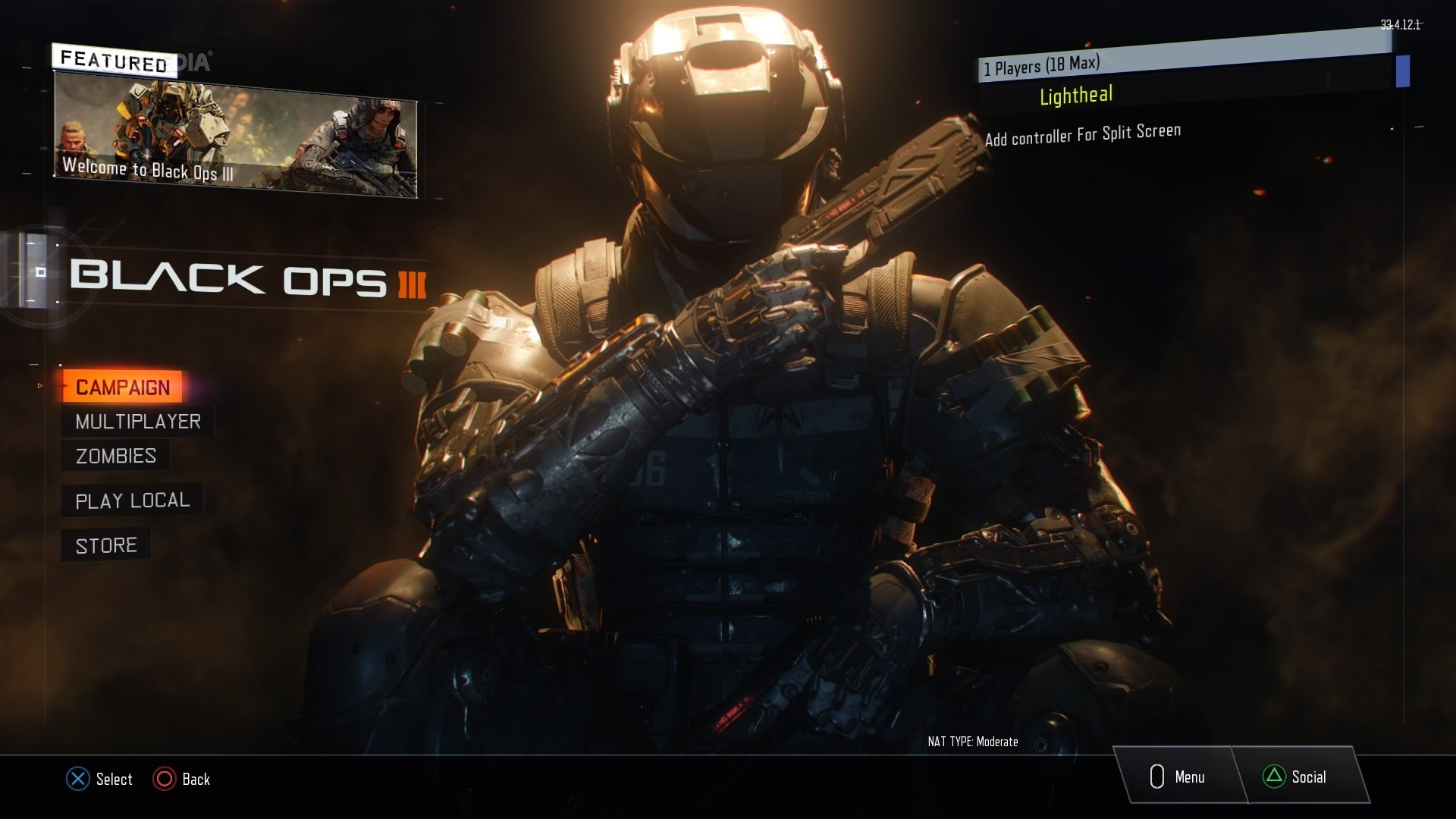 Call Of Duty Black Ops Iii Review Ps4 Fun Now Forgettable Soon