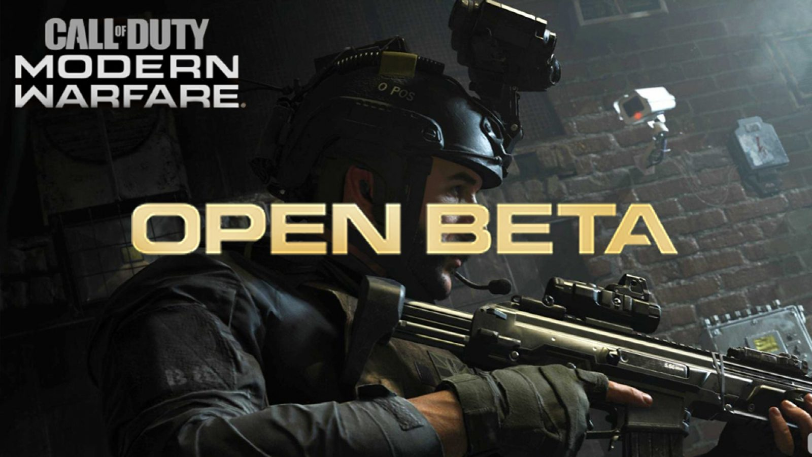 Call of Duty: Modern Warfare gets an official multiplayer beta trailer