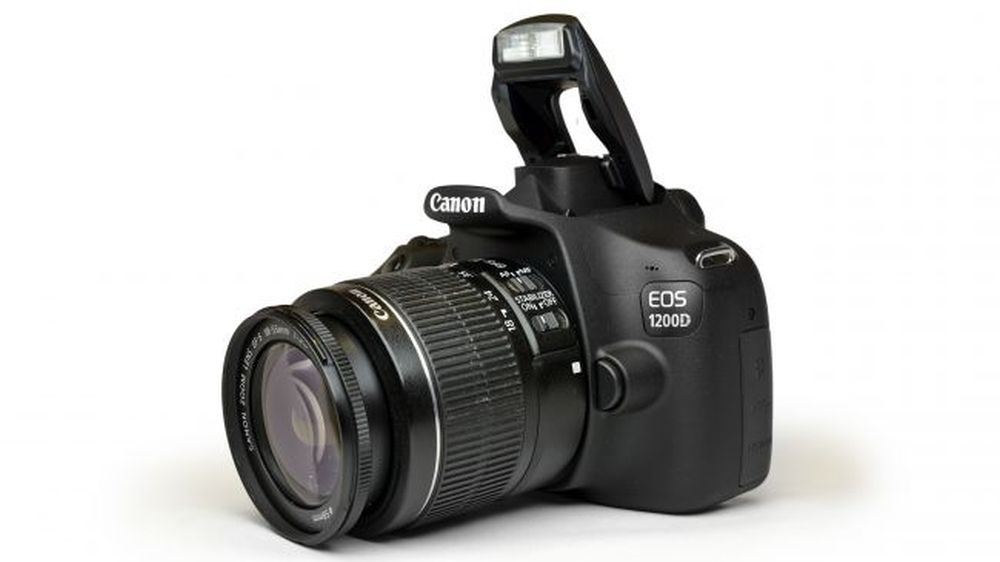 Canon EOS 1200D Firmware 1 0 1 Is Up for Grabs - Download Now