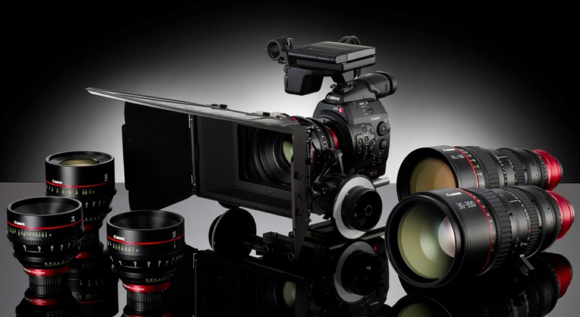 Canon EOS C300 Mark II and Mark II PL Receive Firmware 1 0 3 1 00