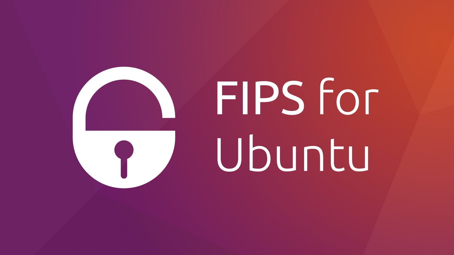 Canonical Announces Certified Fips 140 2 Cryptographic Packages For