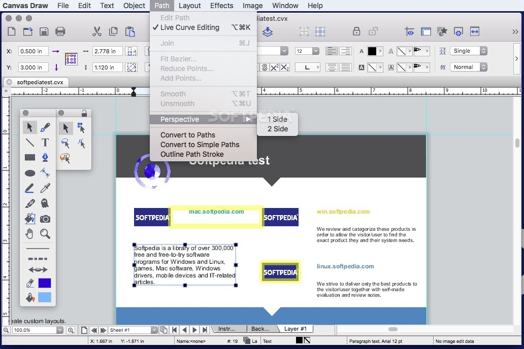 Canvas Draw Review - Feature Packed Graphics Tool