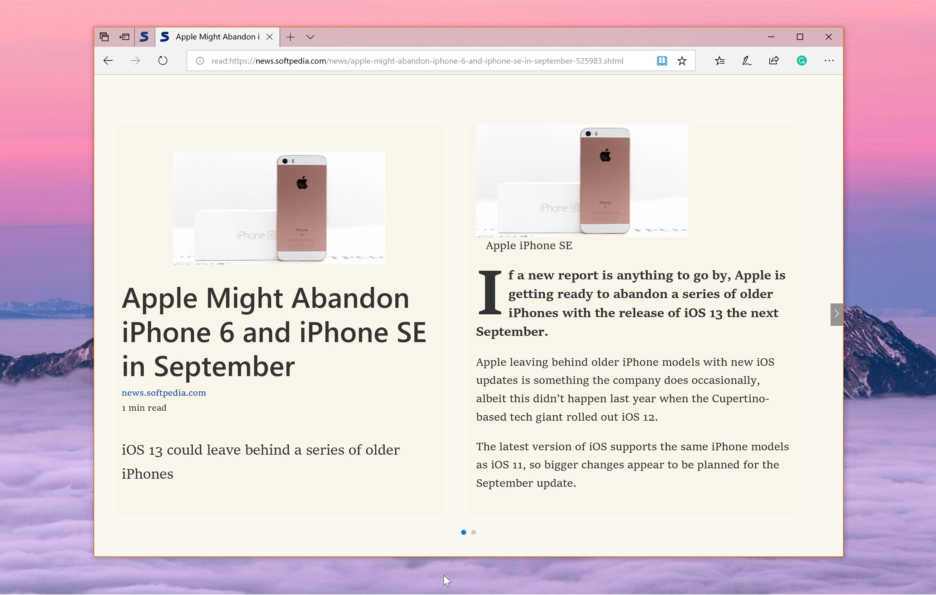 Chromium Microsoft Edge Getting a Top Feature of the