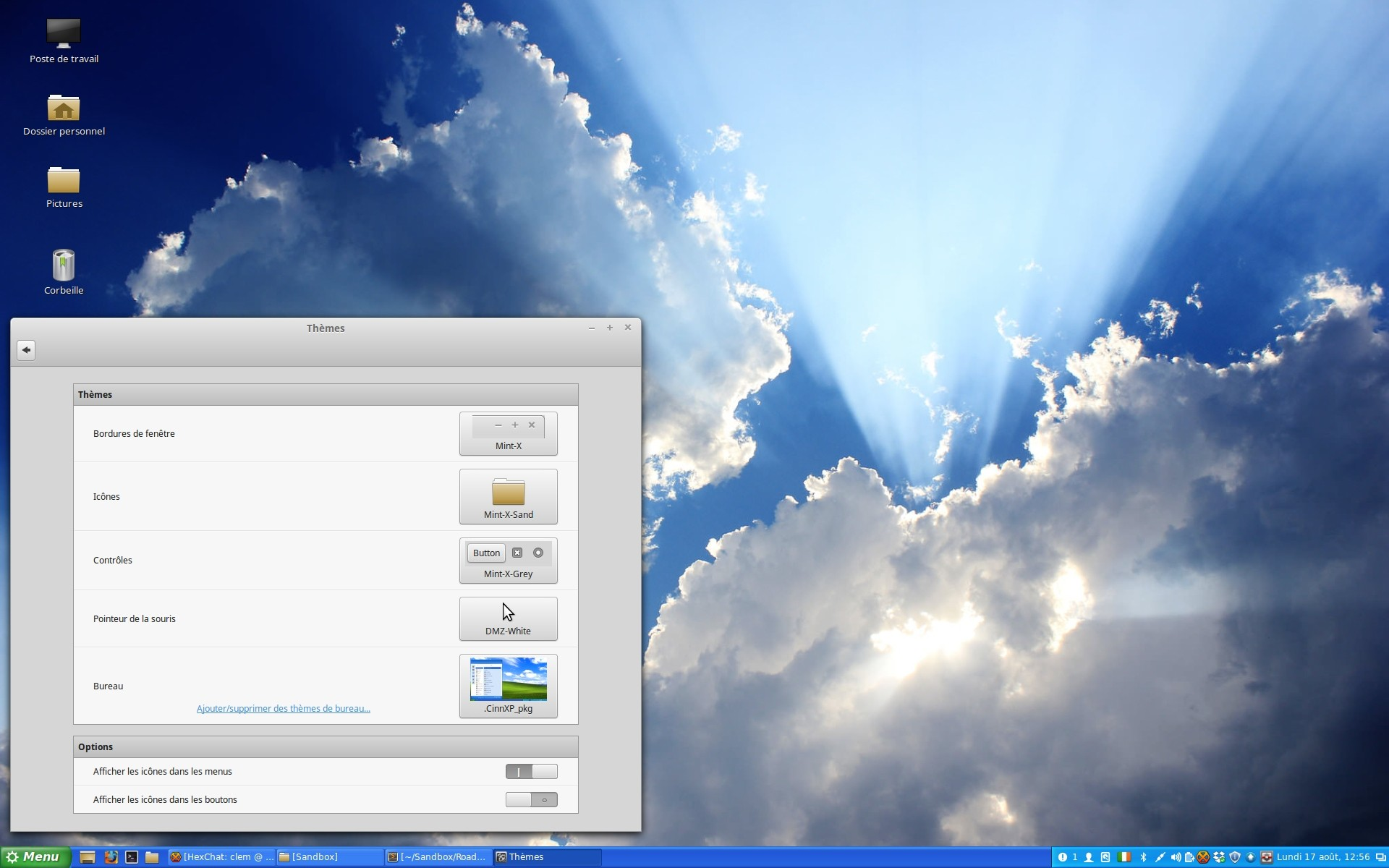 Cinnxp Makes Cinnamon Look Like Windows Xp Says Clement Lefebvre