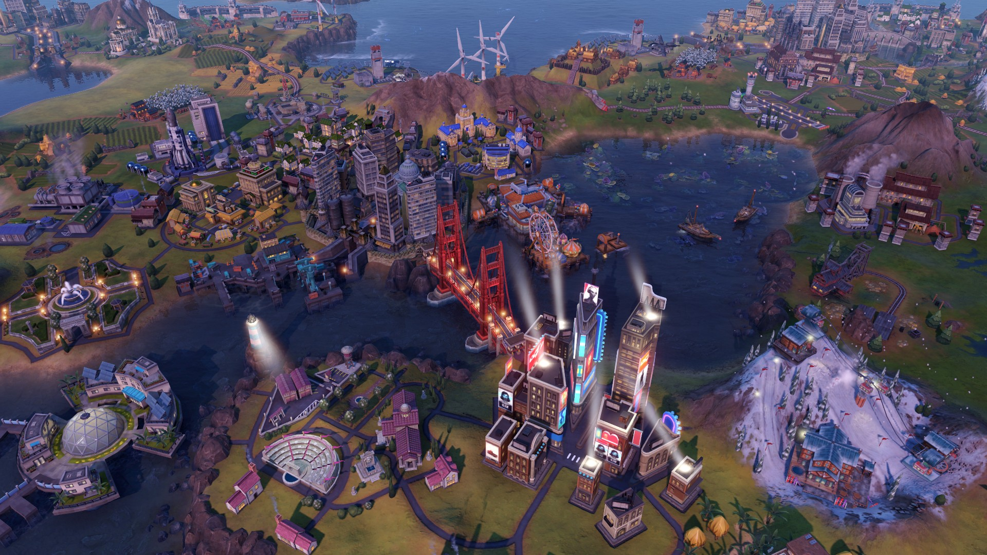 Civilization VI: Gathering Storm to Bring Climate Change in
