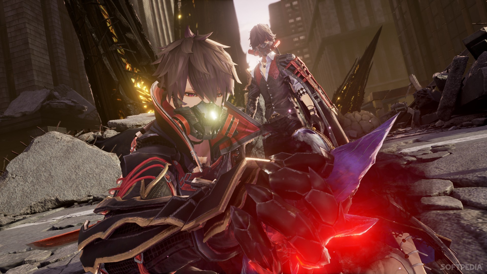 Code Vein Hands On Gameplay Video And First Impressions