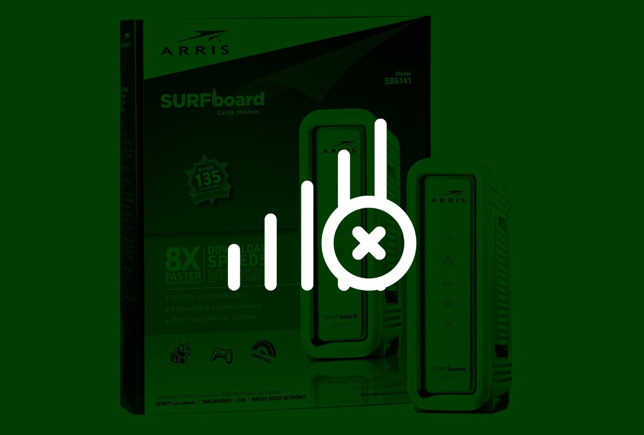 CSRF Bug in Millions of ARRIS Modems Lets Anyone Factory Reset the