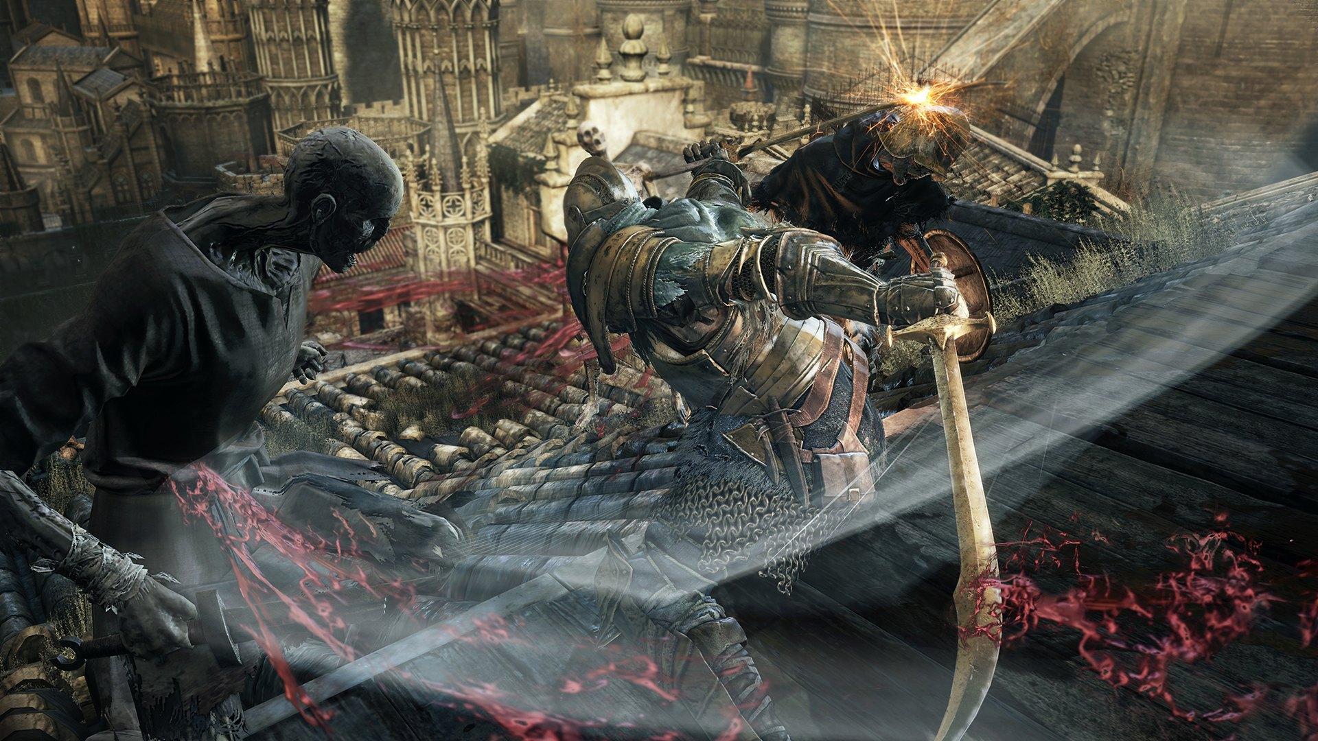 Dark Souls 3 Magic System Uses Demon's Souls MP Bar, Gets