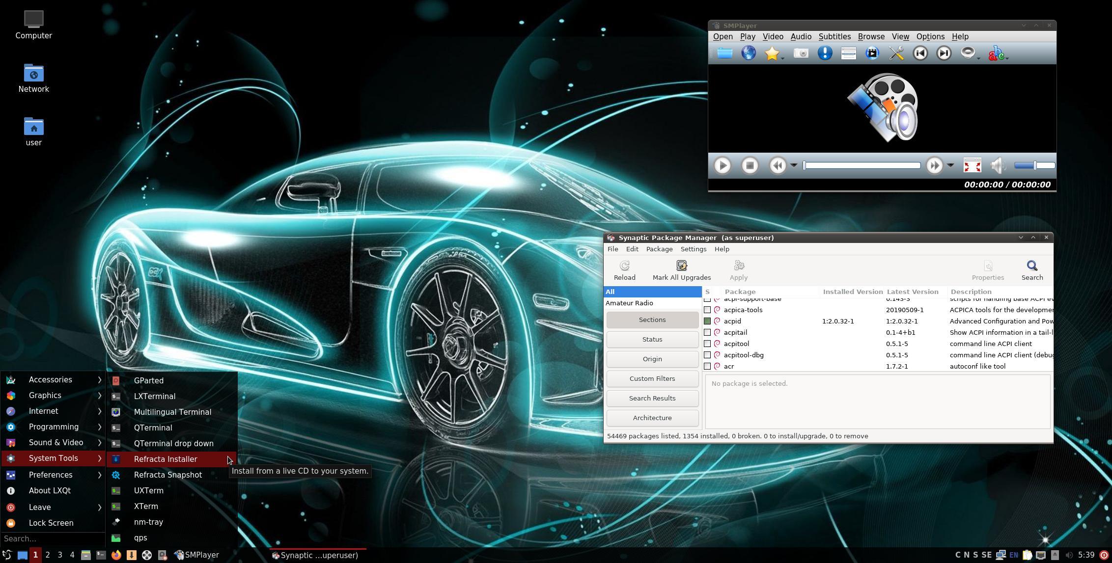 Debex Linux Distro Released For Older Pcs With Lxqt Desktop And Linux Kernel 5 4
