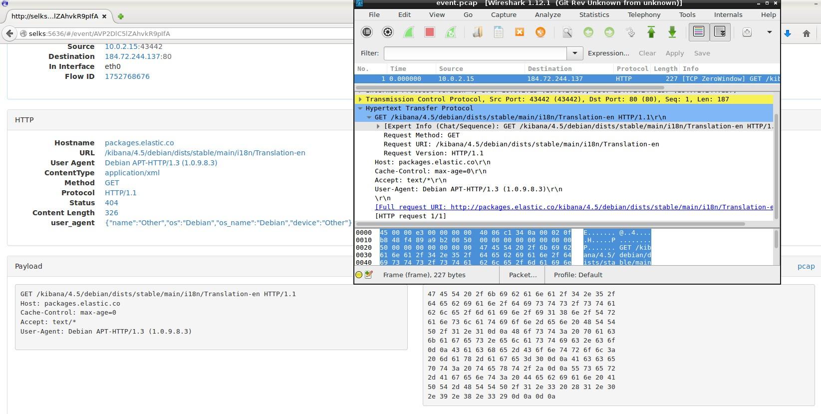 Debian-Based SELKS 3 0 Network Security Management Linux
