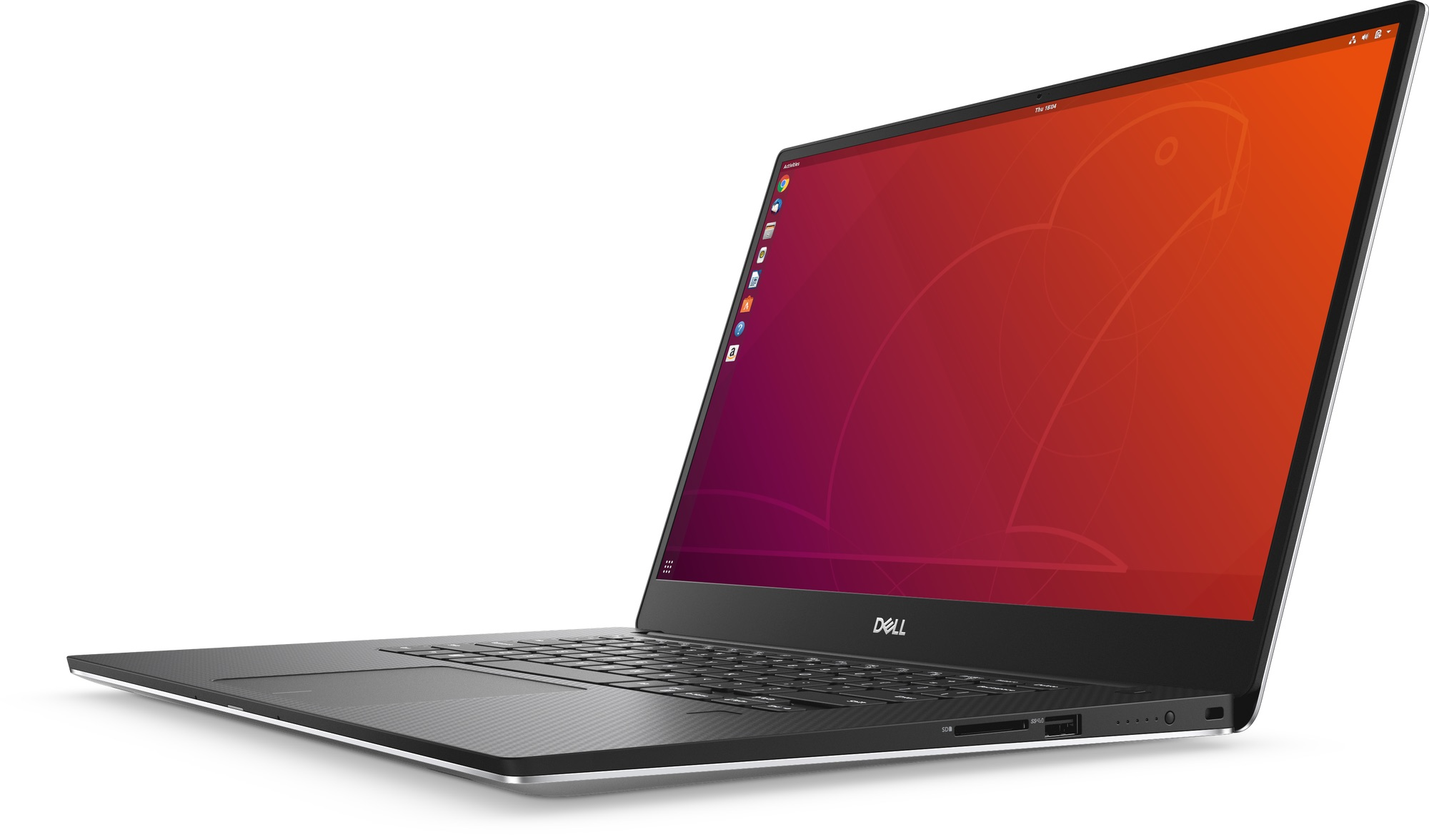 Dell Launches Three New Dell Precision Laptops Powered by Ubuntu Linux