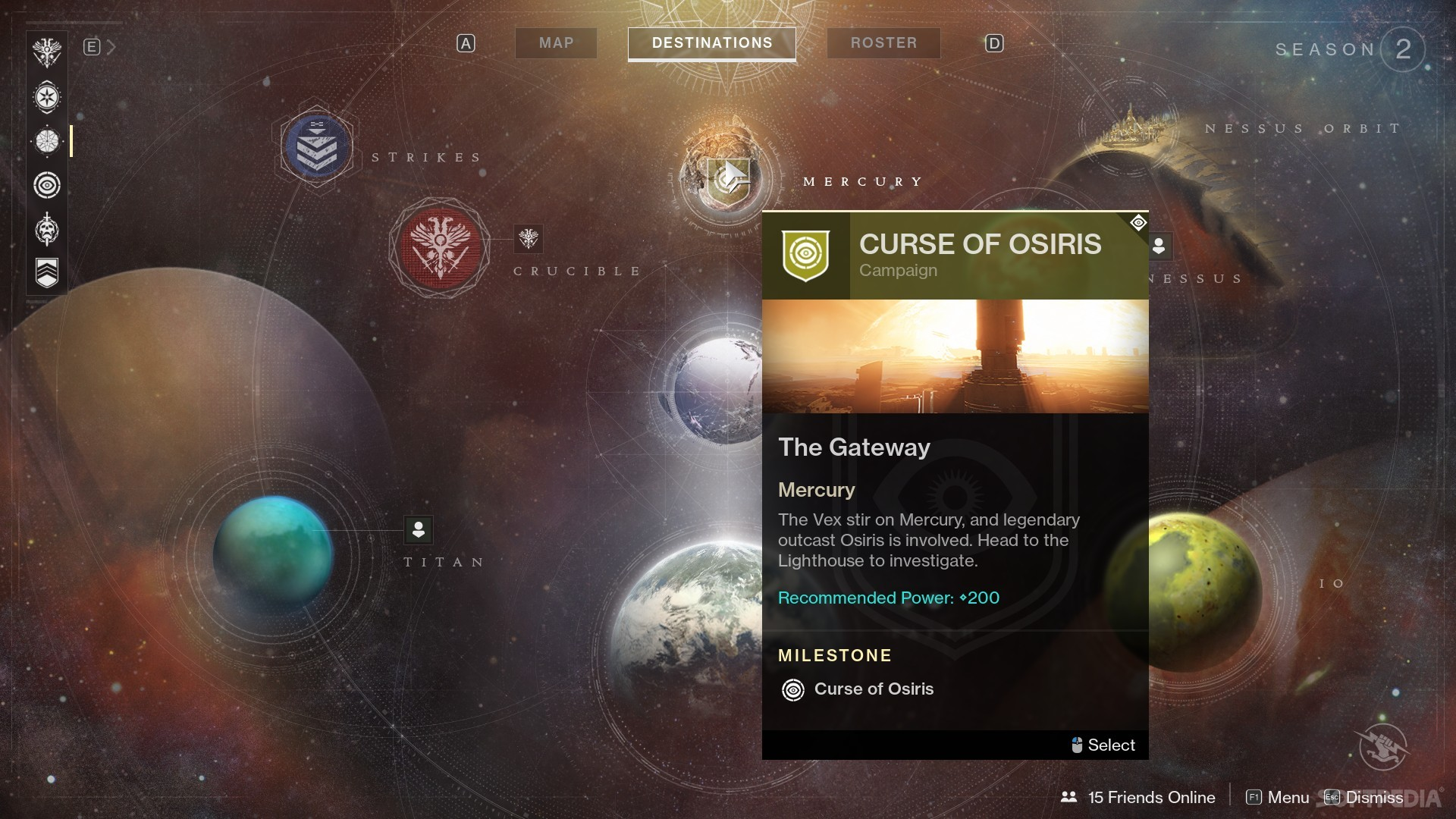destiny 2 curse of osiris review a wasted opportunity for the sci