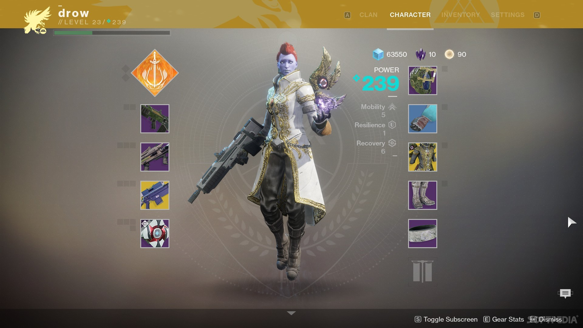 New Exotics And Ornaments