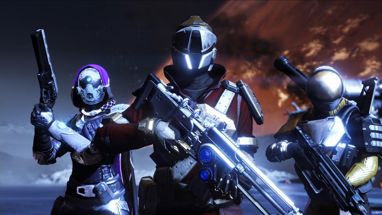 destiny matchmaking gameplay