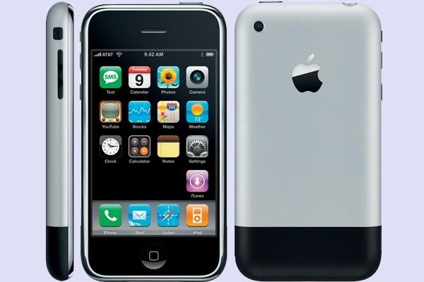 first unlocked iphone