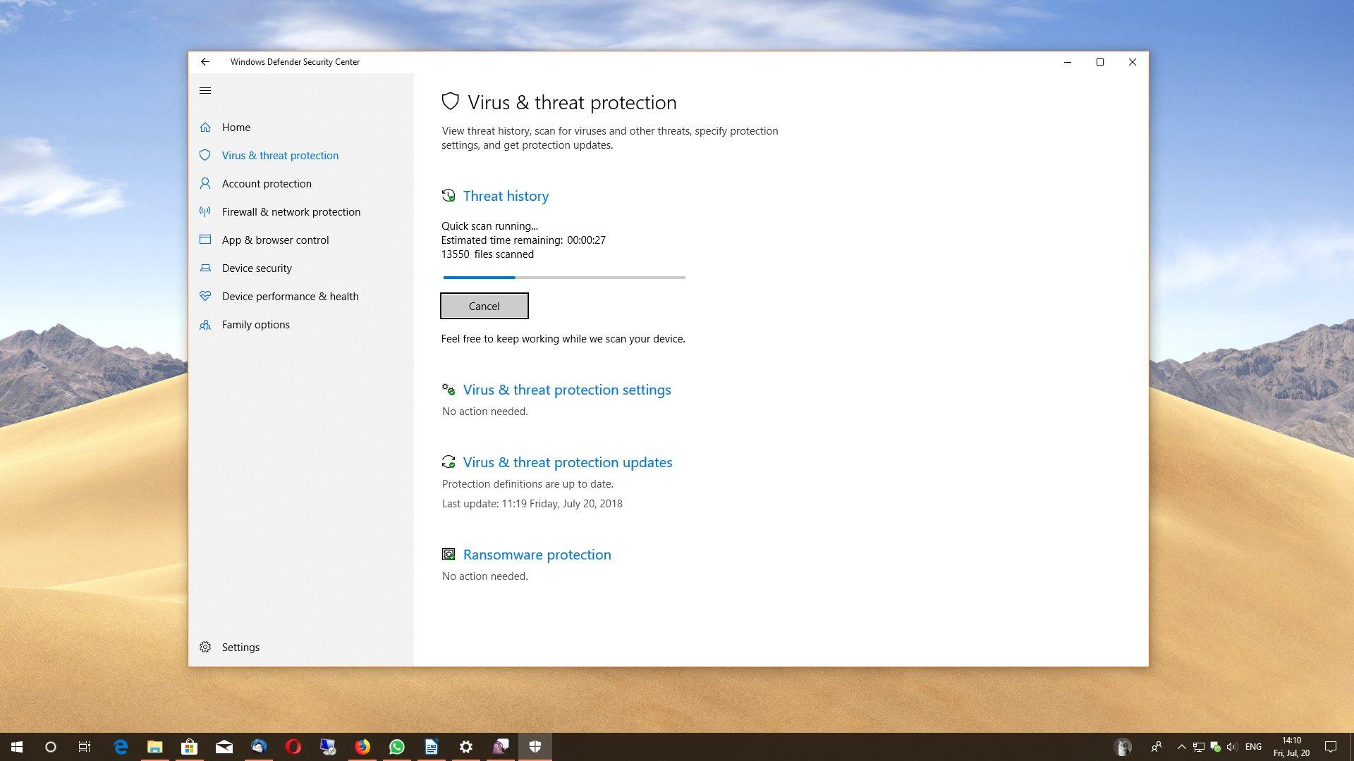 Do We Still Need a Third-Party Antivirus on Windows 10?