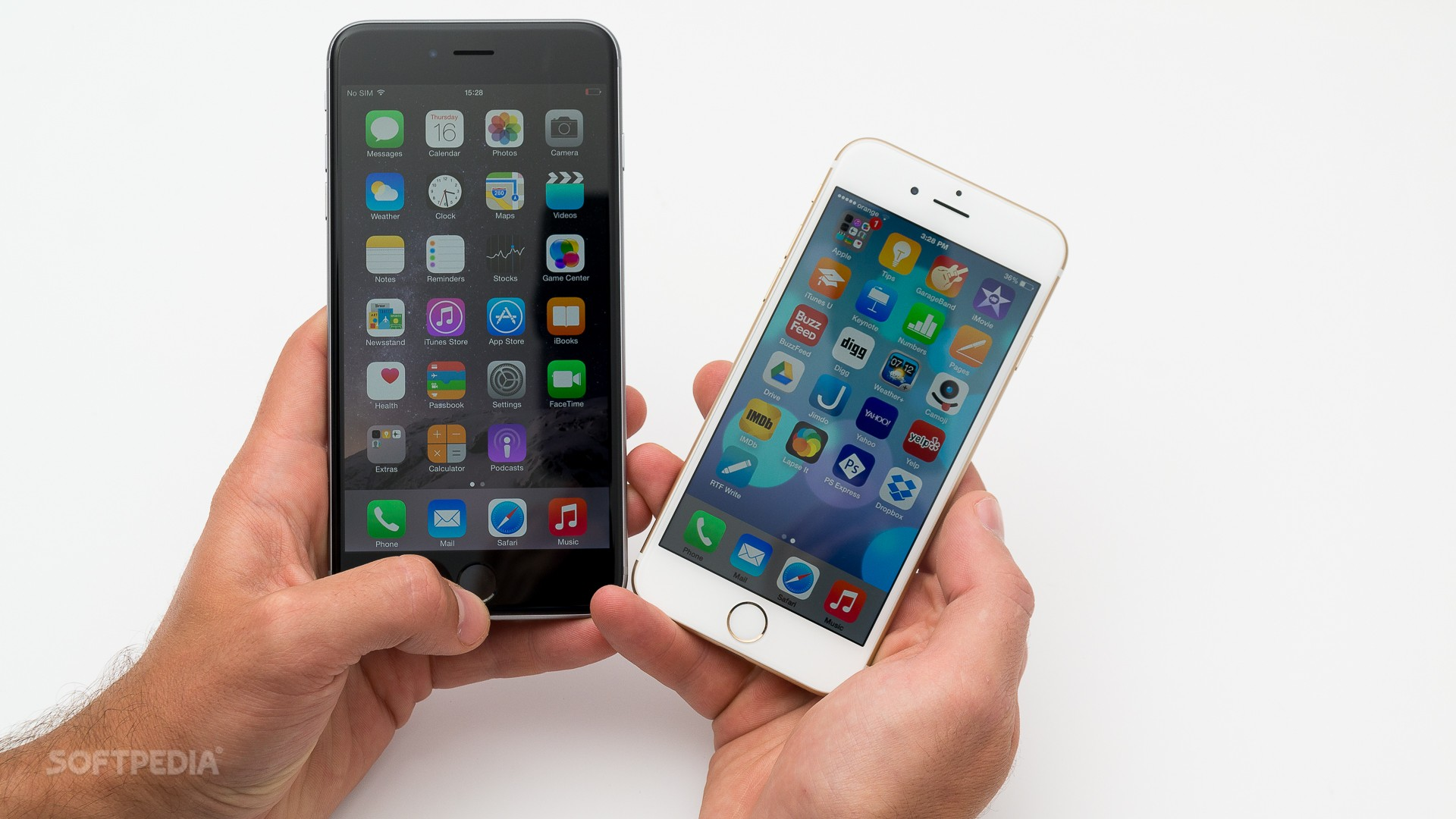 IPhone 6 Plus And IPhone 6, Both Without A LED Notification Light ... Ideas