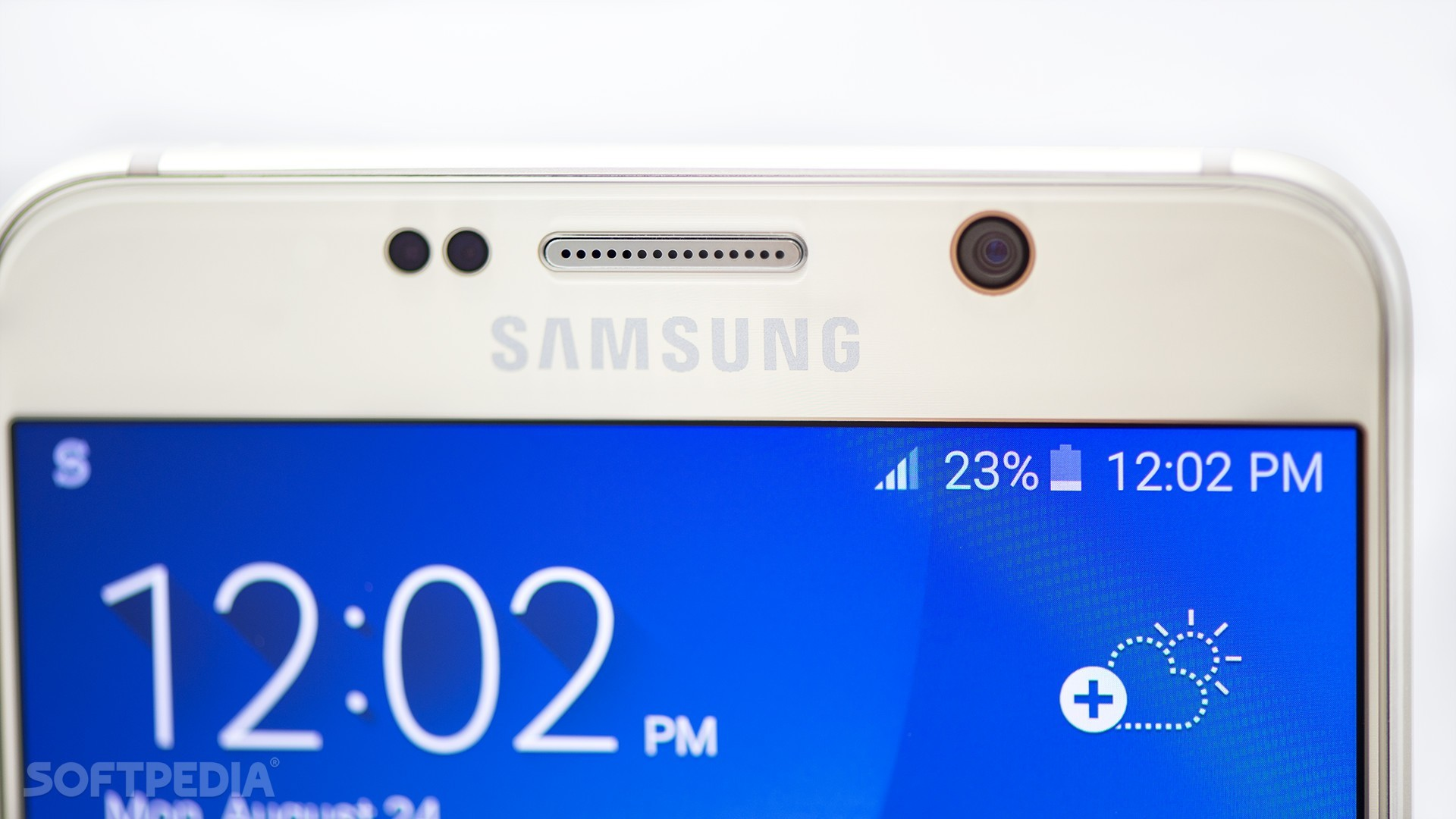 LED Notification Light On The Brand New Samsung Galaxy Note5