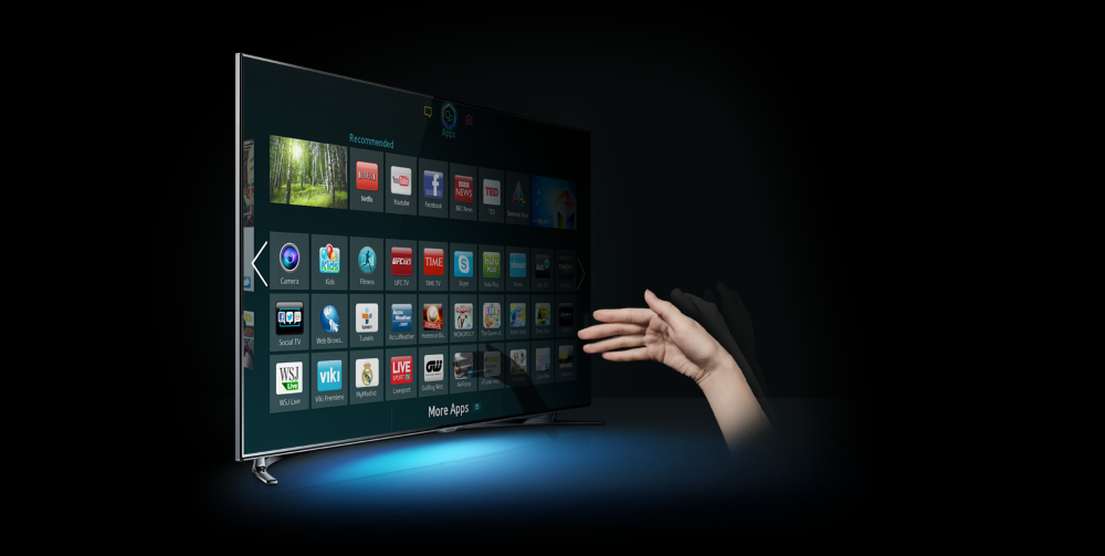 Don't Forget to Whisper Near Your Samsung Smart TV, It May