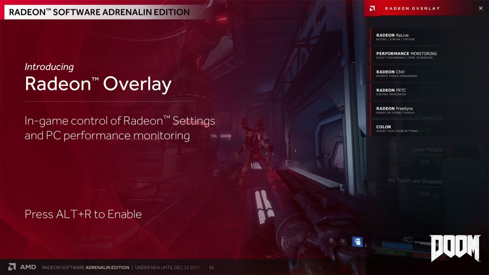Download AMD's New Radeon Adrenalin Edition Driver - Version 17 12 2