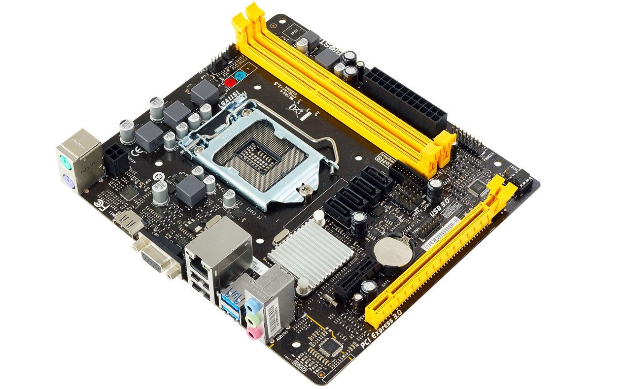 Download Drivers for Biostar's H110MHV3 Ver  7 x Motherboard