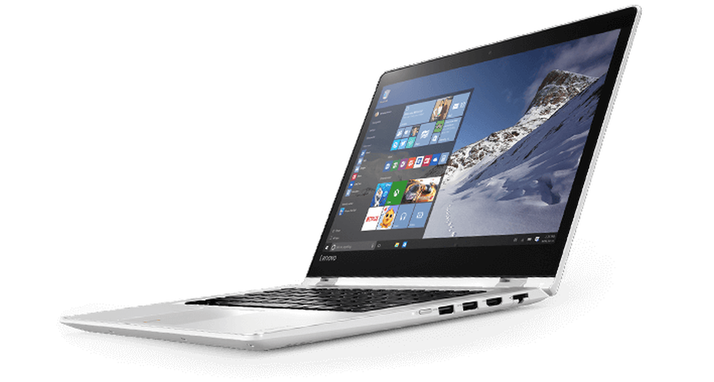 Download Drivers for Lenovo's IdeaPad Yoga 510 Notebook Series