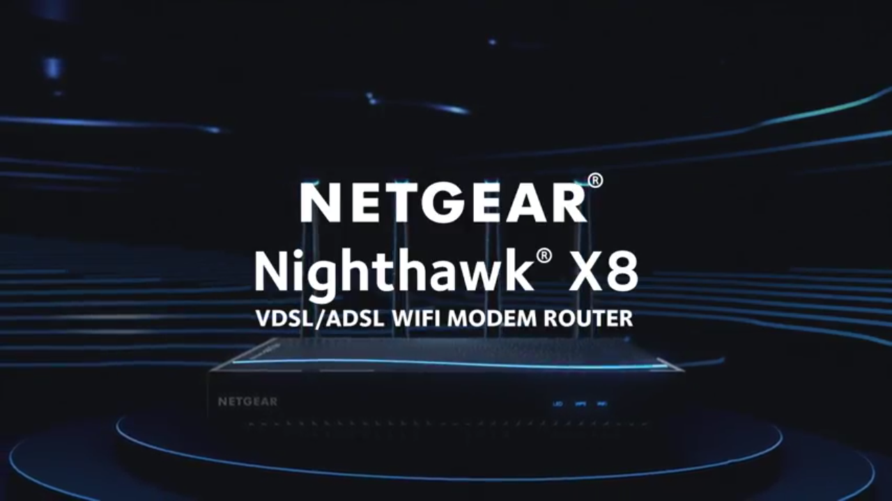 Download Firmware 1 0 3 27 for NETGEAR's D8500 Nighthawk X8