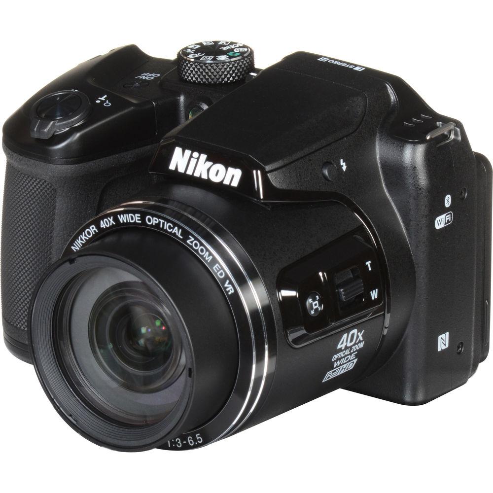 nikon coolpix b-500 ファームウェア