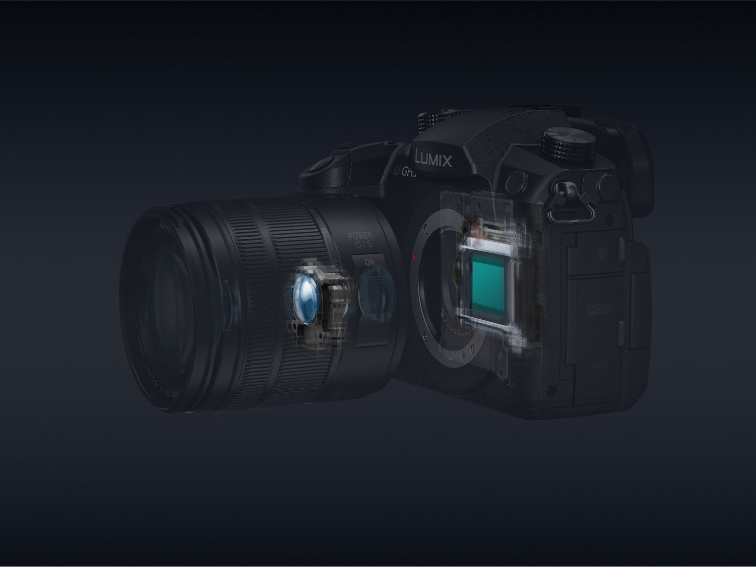 Download Firmware 1 1 for Panasonic's New DC-GH5 DSLM Camera