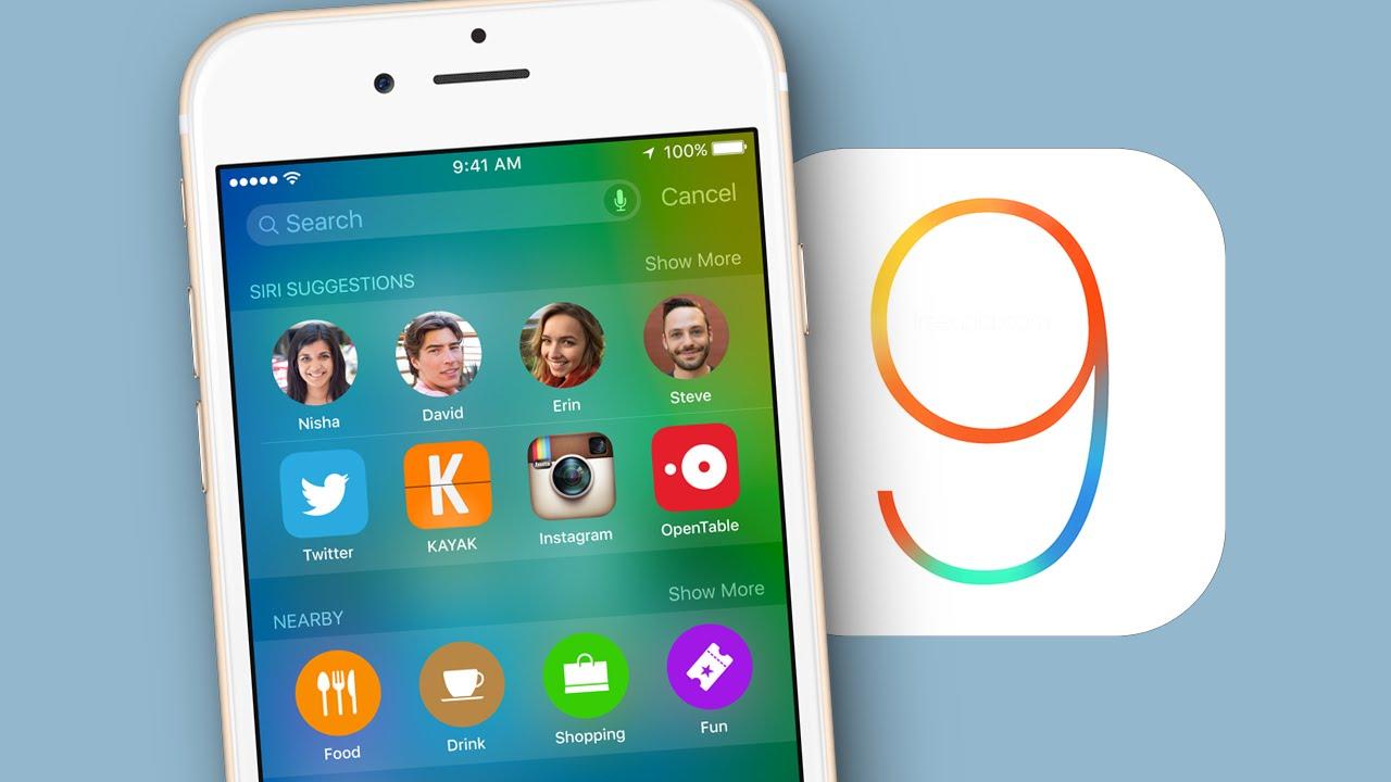 iOS 9.1 IPSW