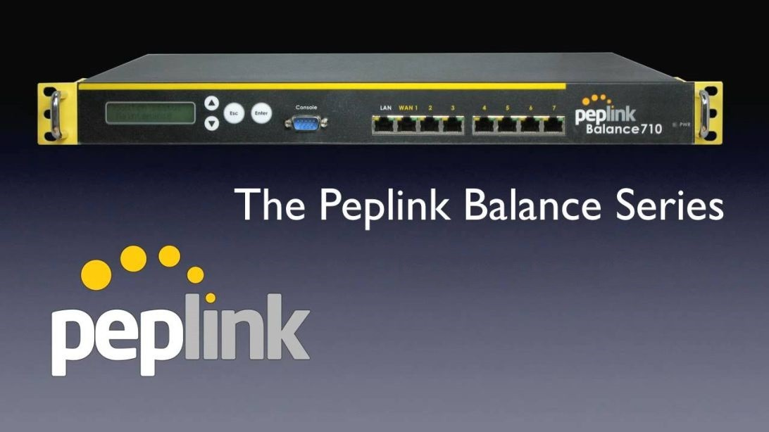 Peplink Balance 1350 HW1 Router Driver Download