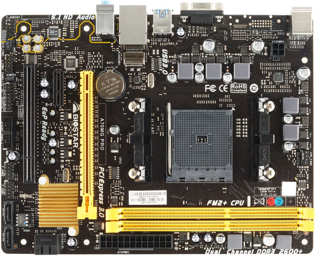 Drivers Available for Biostar A70MG PRO Ver  6 x Board - Download Now
