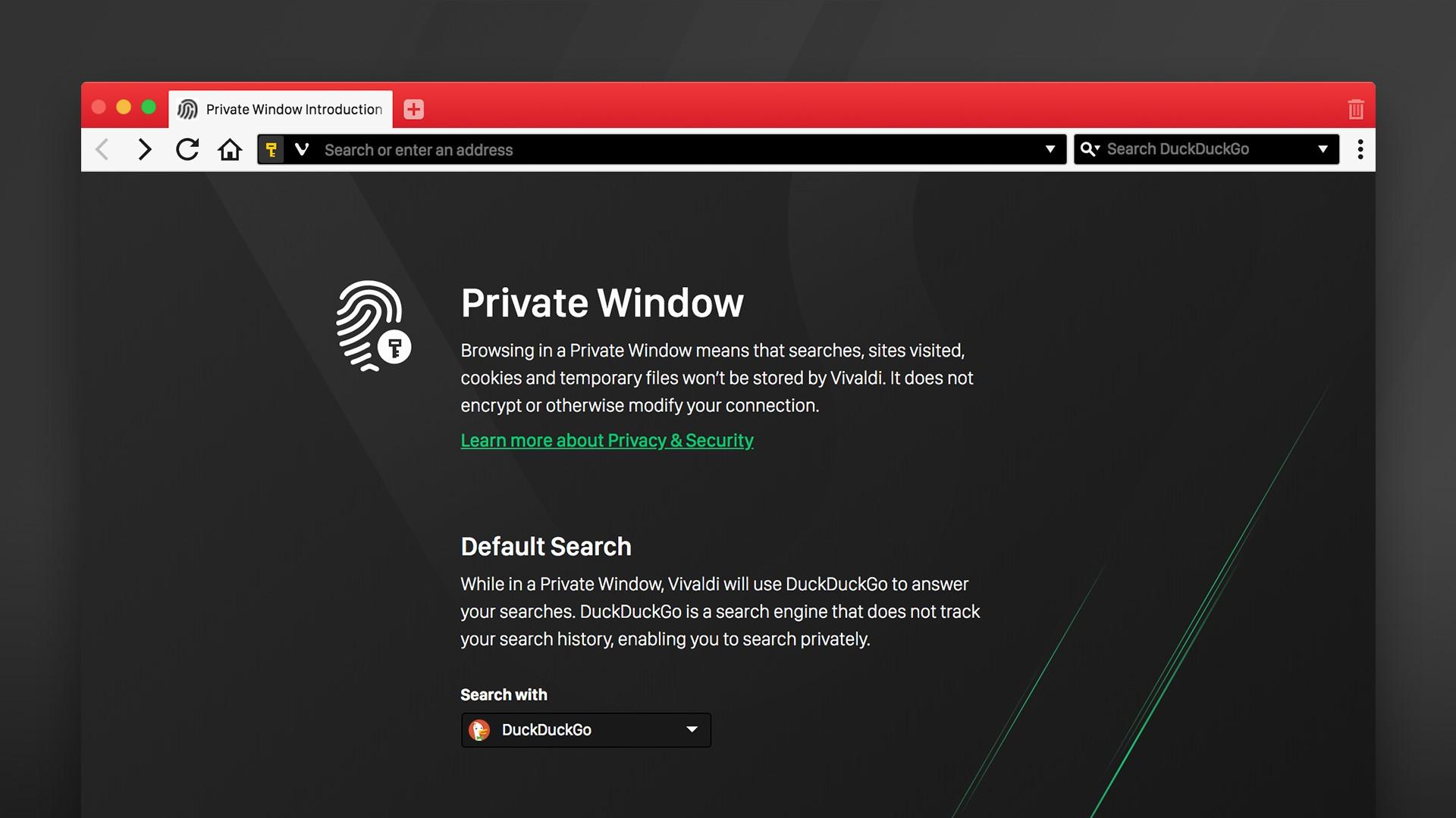 duckduckgo privacy browser windows Windows