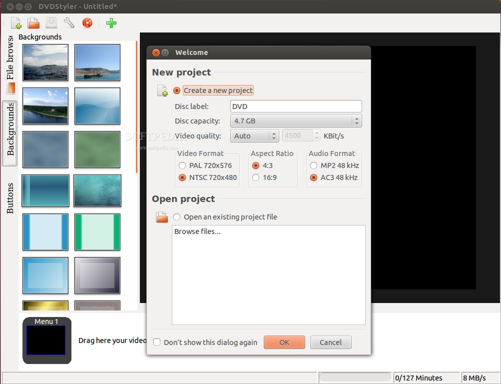 DVDStyler 2 9 4 Free DVD Authoring Software Is Out for Linux
