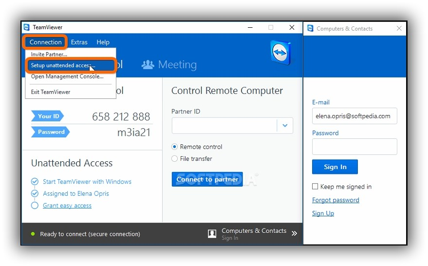 Teamviewer 11 mac show remote windows taskbar update