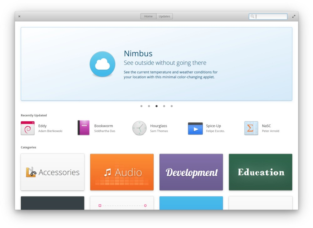 elementary OS 0 4 1 Arrives with New AppCenter, Latest HWE from