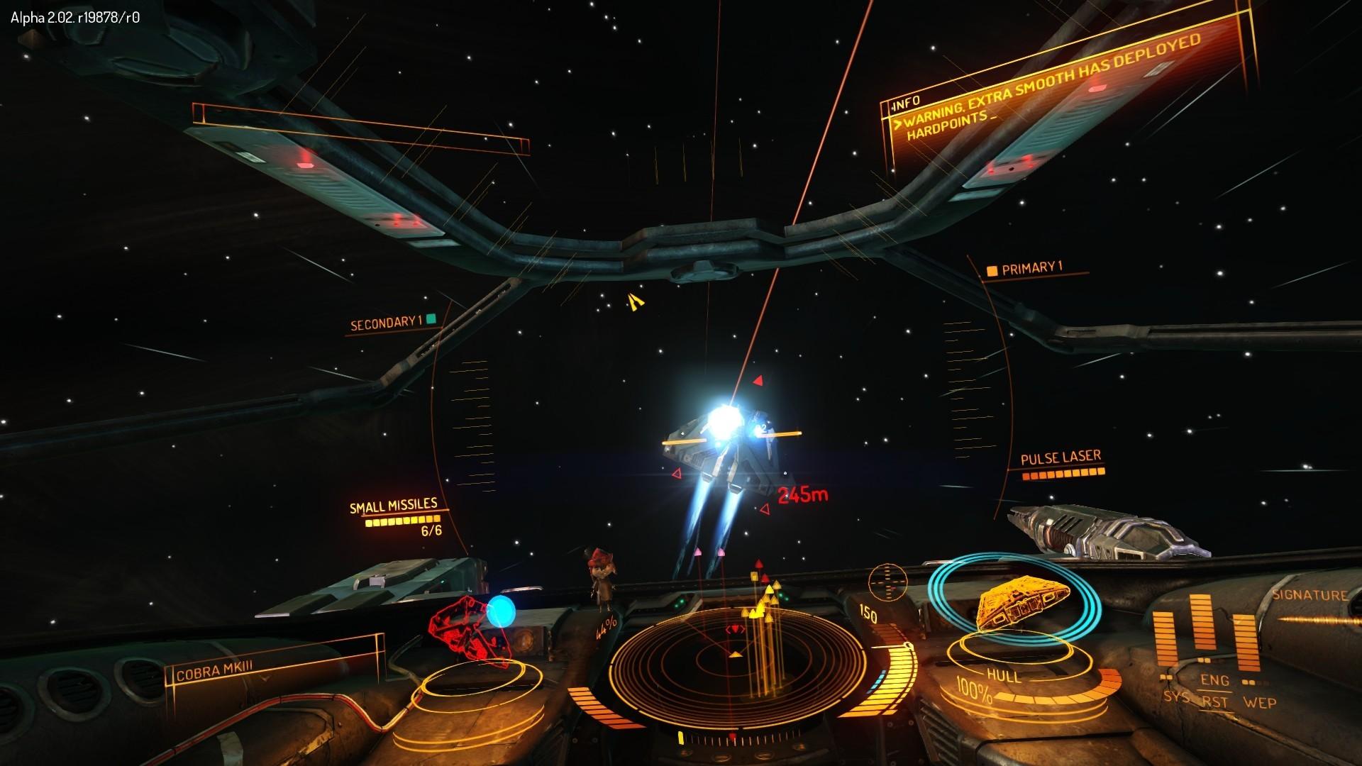 Elite Dangerous: Horizons Ships to PC on December 15