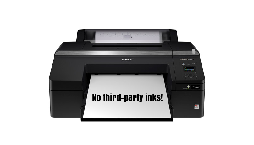 Epson Reportedly Issued Firmware Updates to Disable Third-Party Ink