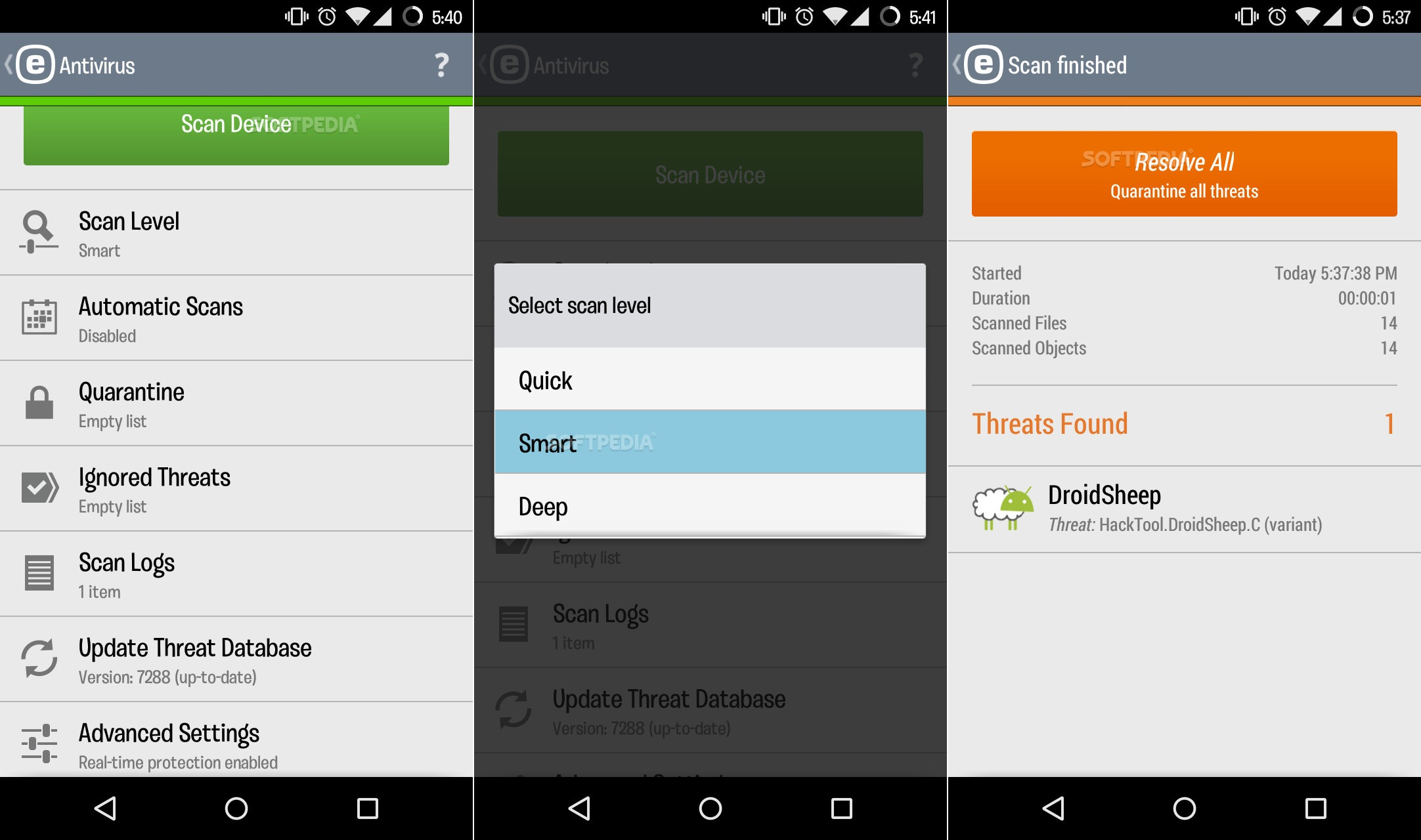 ESET Mobile Security & Antivirus Explained: Usage, Video and