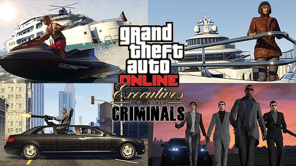 Grand Theft Auto matchmaking online